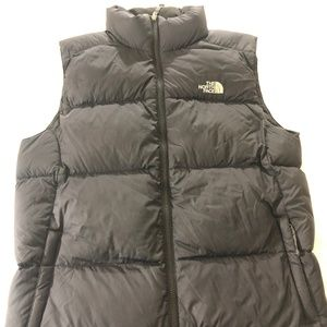 The North Face 550 Mens Vest L Black